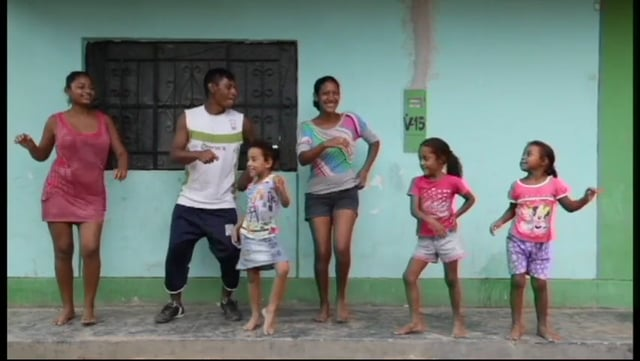 Festejo, ritmo afroperuano