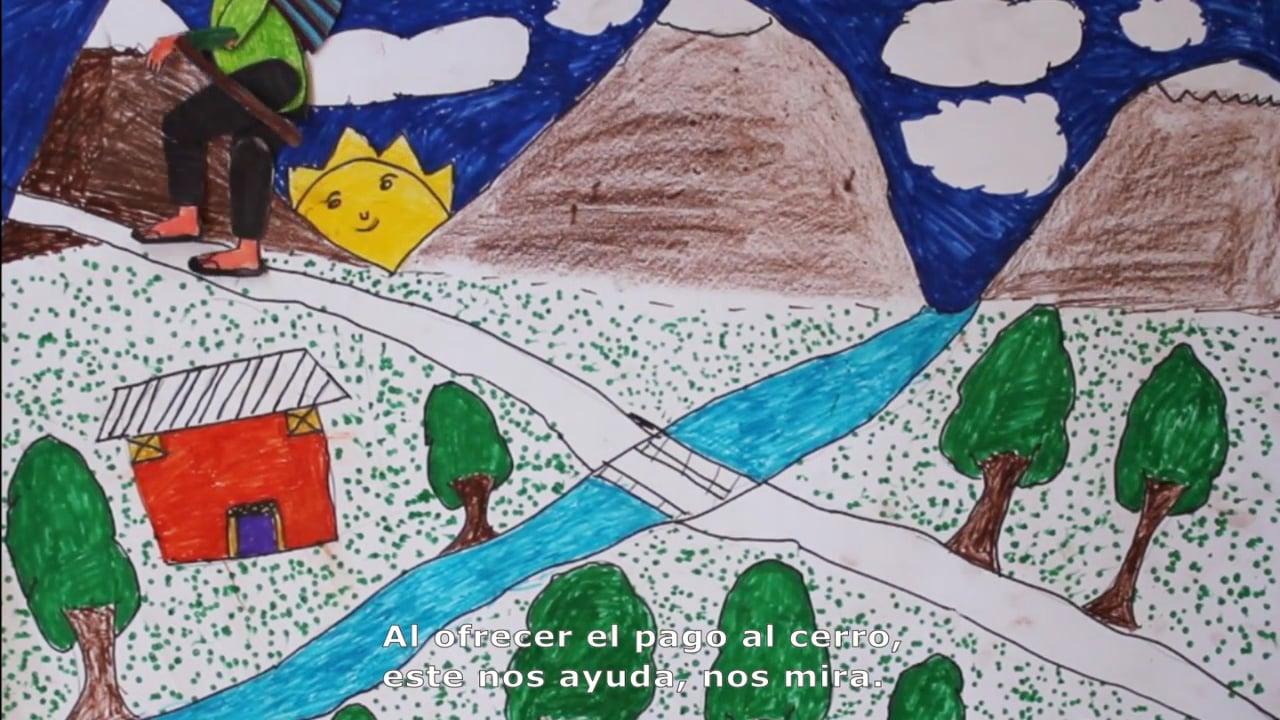 Los Cerros Sagrados de Perccapampa