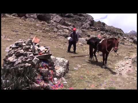 Miraflores, Yauyos. Proyecto EbA