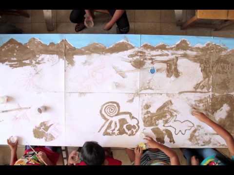 Talleres en Nazca