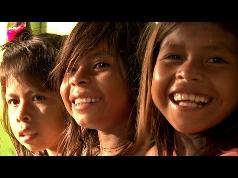 Woxrekuchiga, el ritual de la pubertad en el pueblo Tikuna